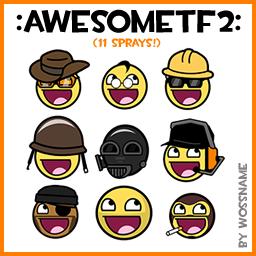 tf2  sprays